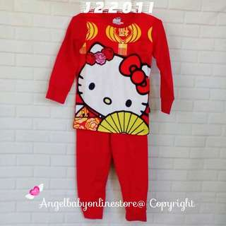 (Nett Price) Hello Kitty Sleepwear