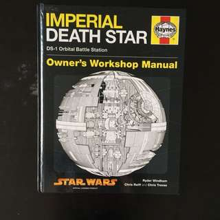Star Wars Imperial Death Star Owner's Workshop Manual