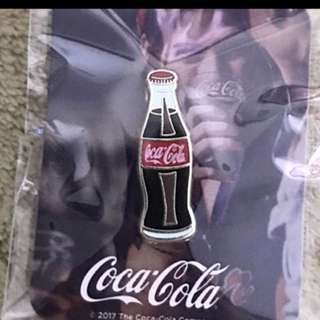 Collectibles Coca cola badge