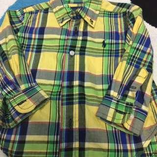 Authentic Ralph Lauren Baby Shirt