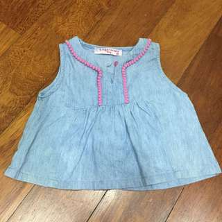 GingerSnaps tops size 6-1y