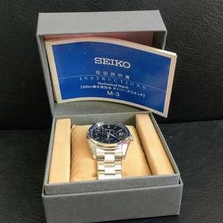 seiko sarb033 自動機械錶 自動上鍊