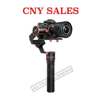 Feiyu A1000 3-Axis Handheld Gimbal for Mirrorless Cameras New