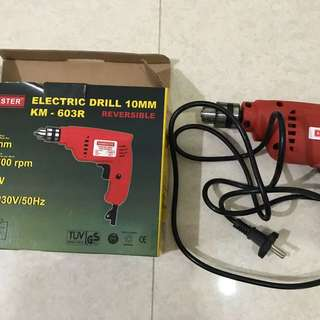 Electric drill 10mm Kenmaster km-603R