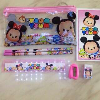 Pencil case stationary set is back with popular demand 🤗