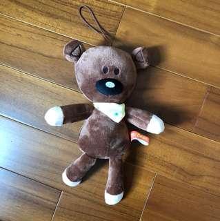 全新✨豆豆先生泰迪娃娃
