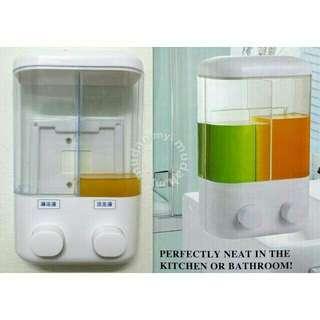 Dispenser sabun double