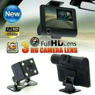 Car Recorder 3 camera