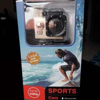 New Sports Camera