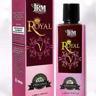 Instock Royal V Jamu Ratu Malaya /250ml