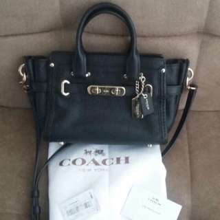 Preloved coach swagger size 21 (NETT)