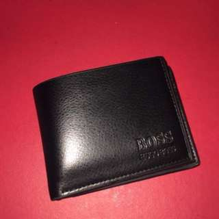 HUGO BOSS WALLET FOR SALE