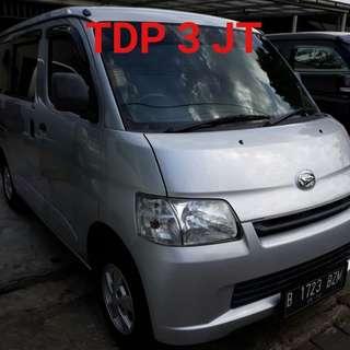 Daihatsu GranMax 1300-D 2012 Tunai 80 jt Tdp 3 jt