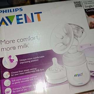 Avent Electric Single Pump