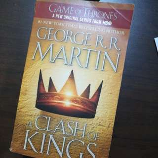 Game of thrones A Clash of Kings