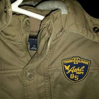 Tommy Hilfiger toddler's coat