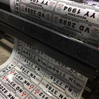Conduction Plate Printing Services