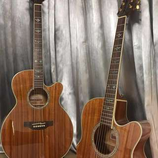 Takamine Koa Acoustic Guitar