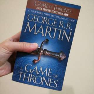 Game of Thrones - A Game of Thrones