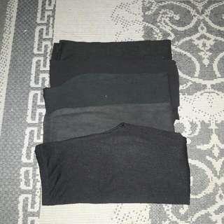 Girl Leggings / Pants COMBO SET