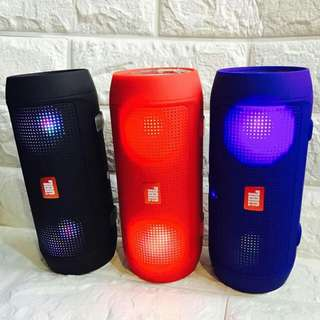 JBL charge 2+ with ligh