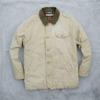 Ailema Denim Chore Coat Jacket