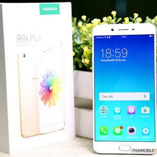 [RM430 DISCOUNT]OPPO R9s 4GB+646GB 16MP Front Back Camera 5.5 inches 1 Year Official Warranty