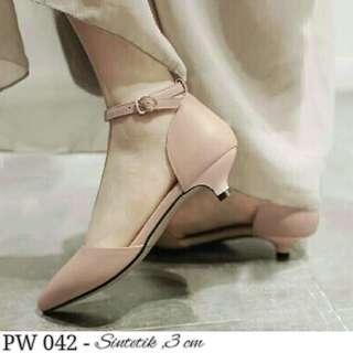 Sepatu High Heels PW 042