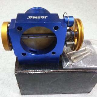 throttle body jasma 70mm