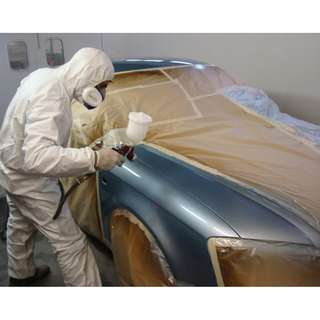 Car Spray Painting @ Car Service