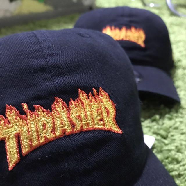 8e8a3ffd066   110  Thrasher Magazine X New Era Caps