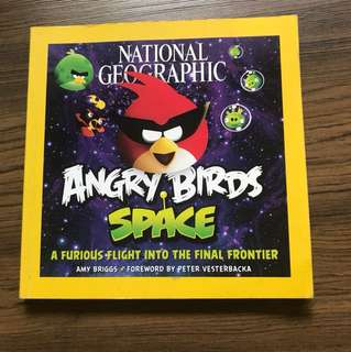 National Geographic Angry Birds Space Series