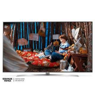 Free 49Inch Smart TV Buy LG 75UJ657T Limited Set!