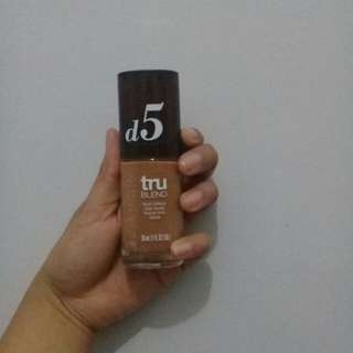 COVERGIRL foundation d5