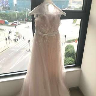 Wedding evening gown Annasuly SNOW