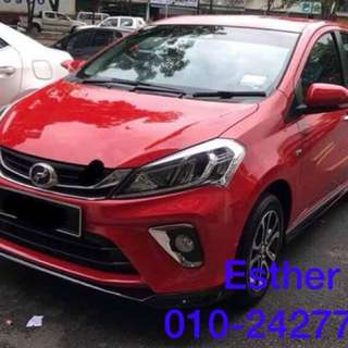 Perodua Myvi 1.5