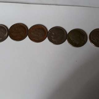 Coins USA dimes  sale individuallyNo agents pls