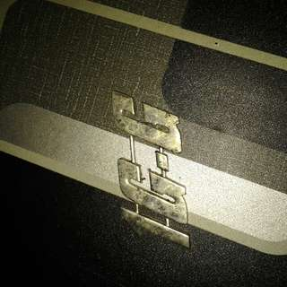 emblem toyota besi