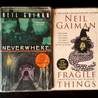 Neil Gaiman Bundle
