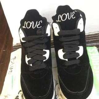 Korean shoes highcut