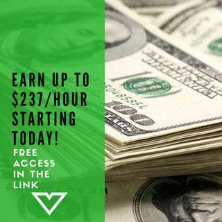 Earn Up To $237/hr Just By Testing This!😱