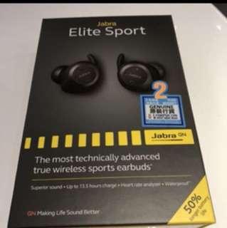 Jabra Elite Sport Upgrade Vetsion