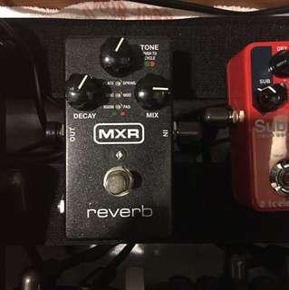 [URGENT SALE]MXR M300 Reverb