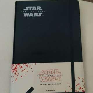 STARWARS Notebook