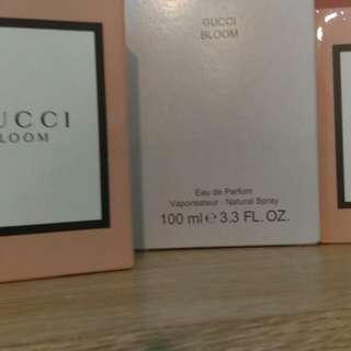 2,Brand new GUCCI BLOOM 100ml each