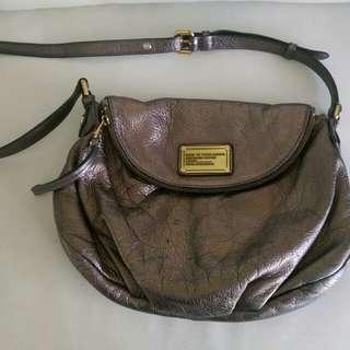 Authentic Marc Jacobs Natasha Q crossbody bag