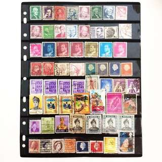 Lot of World Old Stamps