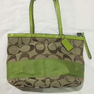 Authentic Coach Bag (used)