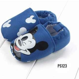 Prewalker Mickey Blue