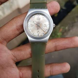 swatch alumunium